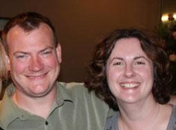 David and Jessica McCullars, Owners