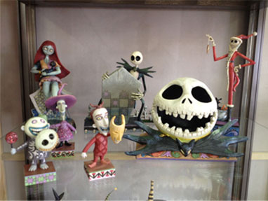 Nightmare before Christmas by Jim Shore