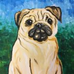Paint Your Pug Fundraiser