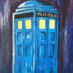 Dr. Who – TARDIS